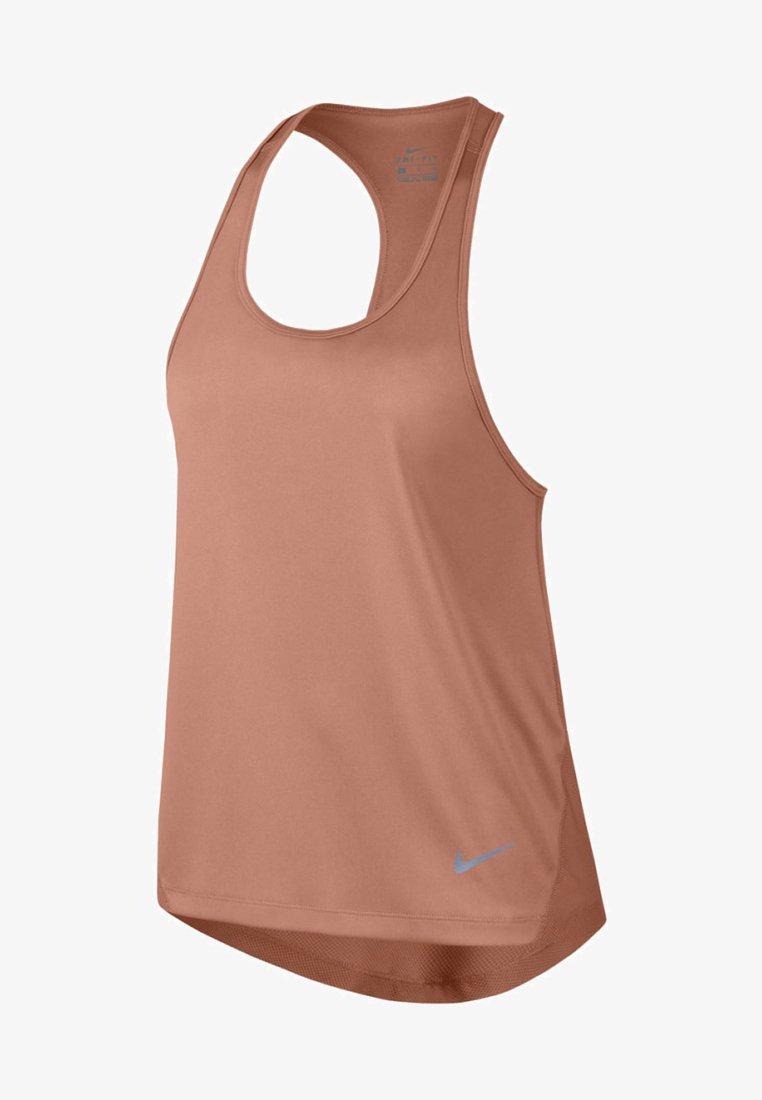 Nike Performance - MILER - Sports shirt - pink