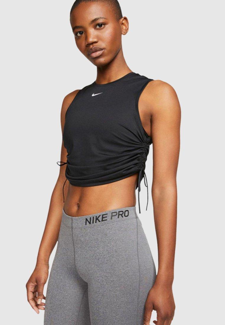 Nike Performance - PRO - Sports shirt - black