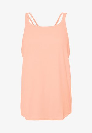 YOGA STRAPPY TANK - Sportshirt - washed coral
