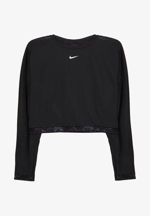 W NP CLN  - Sports shirt - black