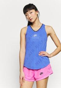 Nike Performance - AIR TANK - Sportshirt - sapphire - 0