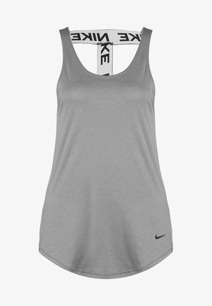 DRY VICTORY ELASTIKA TANK - Sports shirt - iron grey/pure/black