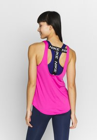 Nike Performance - DRY VICTORY ELASTIKA TANK - Sports shirt - active fuchsia - 2