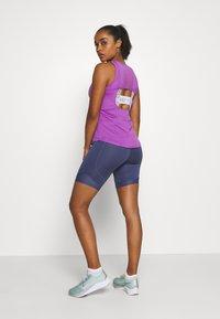 Nike Performance - TANK RUNWAY - Top - purple - 2