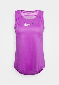 Nike Performance - TANK RUNWAY - Top - purple - 4
