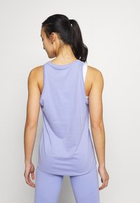Nike Performance - DRY TANK YOGA - Sportshirt - light thistle - 2