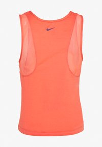 Nike Performance - TANK RUNWAY - Camiseta de deporte - magic ember/eggplant - 1