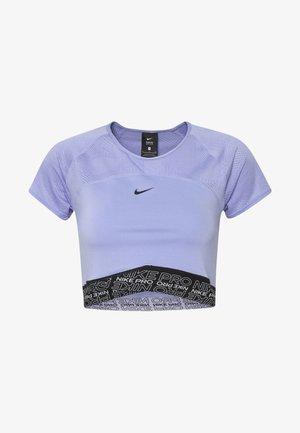DRY  - T-shirts med print - light thistle