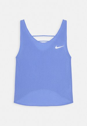 TANK BREATHE - Treningsskjorter - sapphire