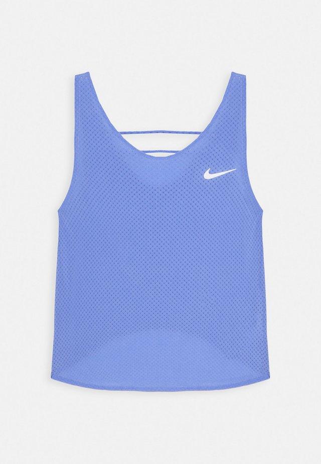TANK BREATHE - Koszulka sportowa - sapphire