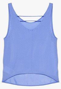 Nike Performance - TANK BREATHE - Sportshirt - sapphire - 1