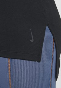 Nike Performance - YOGA LAYER TANK - Sports shirt - black - 4