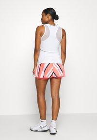 Nike Performance - DRY TANK  - Sports shirt - white/black - 2