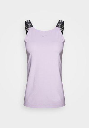 ELASTIKA TANK - Camiseta de deporte - infinite lilac/black/metallic silver