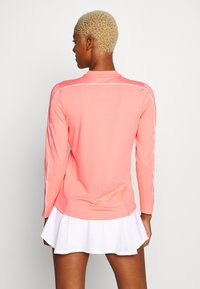 Nike Performance - DRY - Sports shirt - sunblush/white - 2