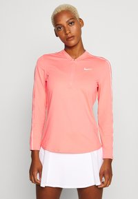 Nike Performance - DRY - Sports shirt - sunblush/white - 0