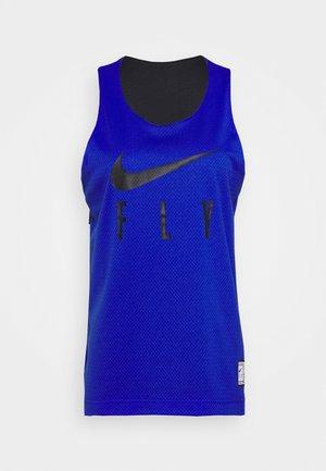 FLY REVERSIBLE - Sports shirt - hyper royal/black