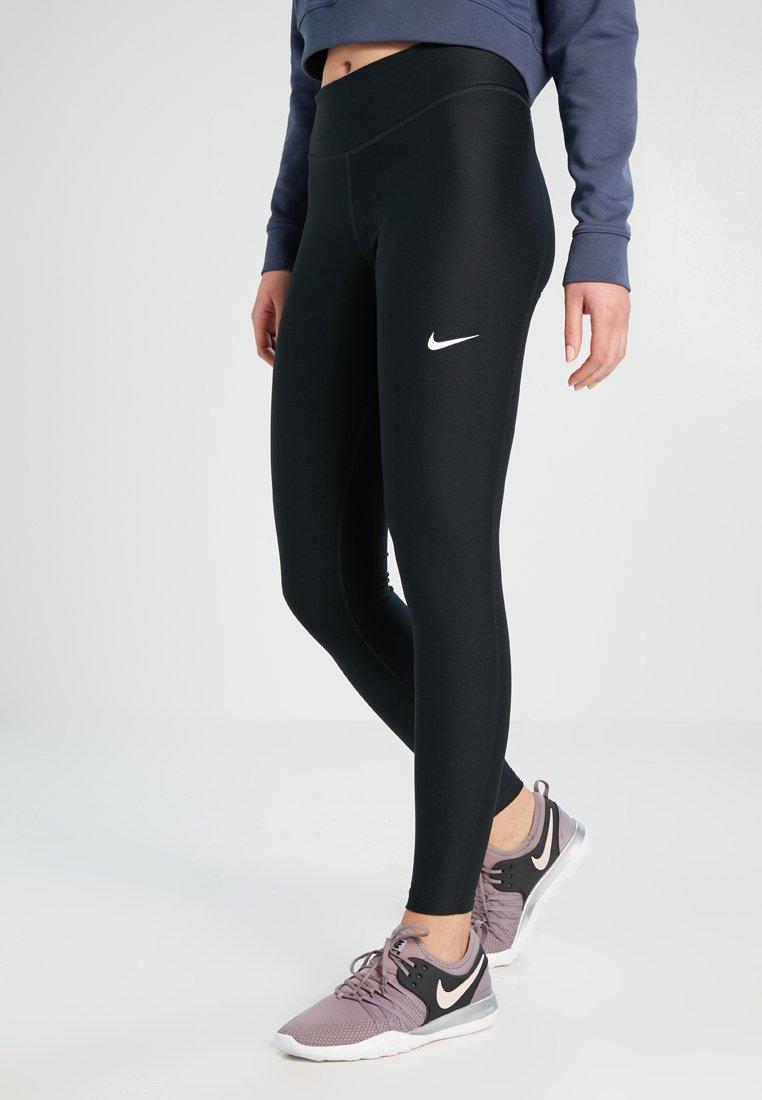 Nike Performance - POWER VICTORY - Collants - black/white