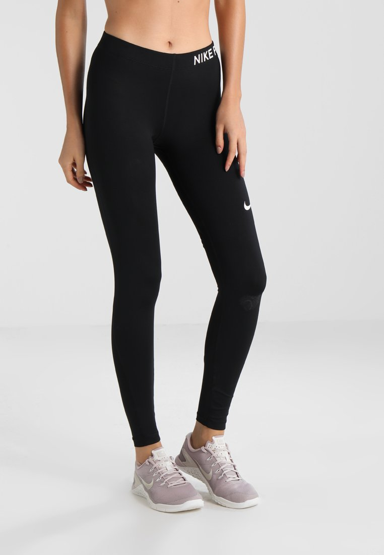 Nike Performance - PRO - Collants - black/white