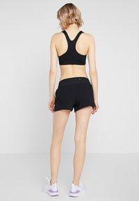 Nike Performance - FLEX SHORT ECLIPSE - Korte sportsbukser - black/reflective silver - 2