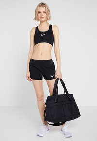 Nike Performance - FLEX SHORT ECLIPSE - Korte sportsbukser - black/reflective silver - 1