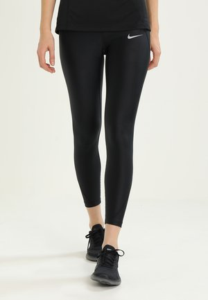 POWER SPEED 7/8 - Legginsy - black