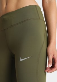 Nike Performance - POWER EPIC LUX - Tights - olive canvas - 3