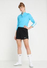 Nike Performance - DRY SHORT - Sports shorts - black/black/white - 1