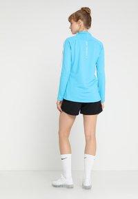 Nike Performance - DRY SHORT - Sports shorts - black/black/white - 2