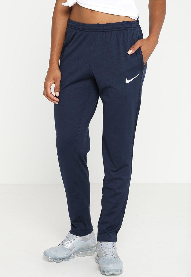 Nike Performance - DRY PANT  - Pantaloni sportivi - obsidian/white