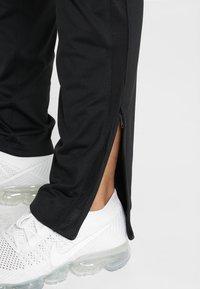 Nike Performance - DRY PANT  - Joggebukse - black/black/white - 3