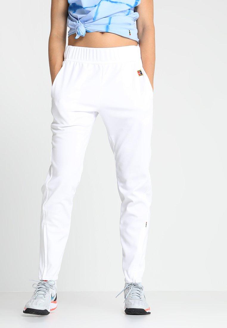 Nike Performance - Pantalon de survêtement - white