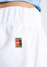 Nike Performance - Pantalon de survêtement - white - 6