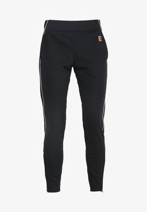 Teplákové kalhoty - black/white/white