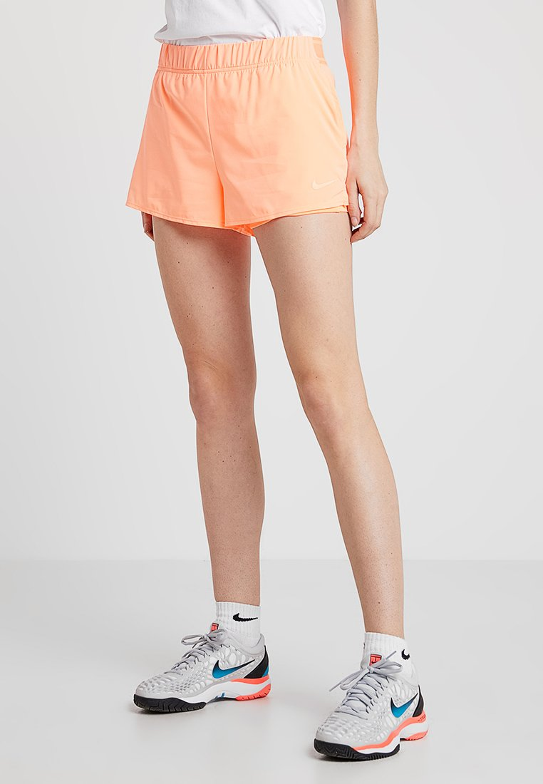 Nike Performance - FLEX SHORT 2-IN-1 - kurze Sporthose - orange pulse