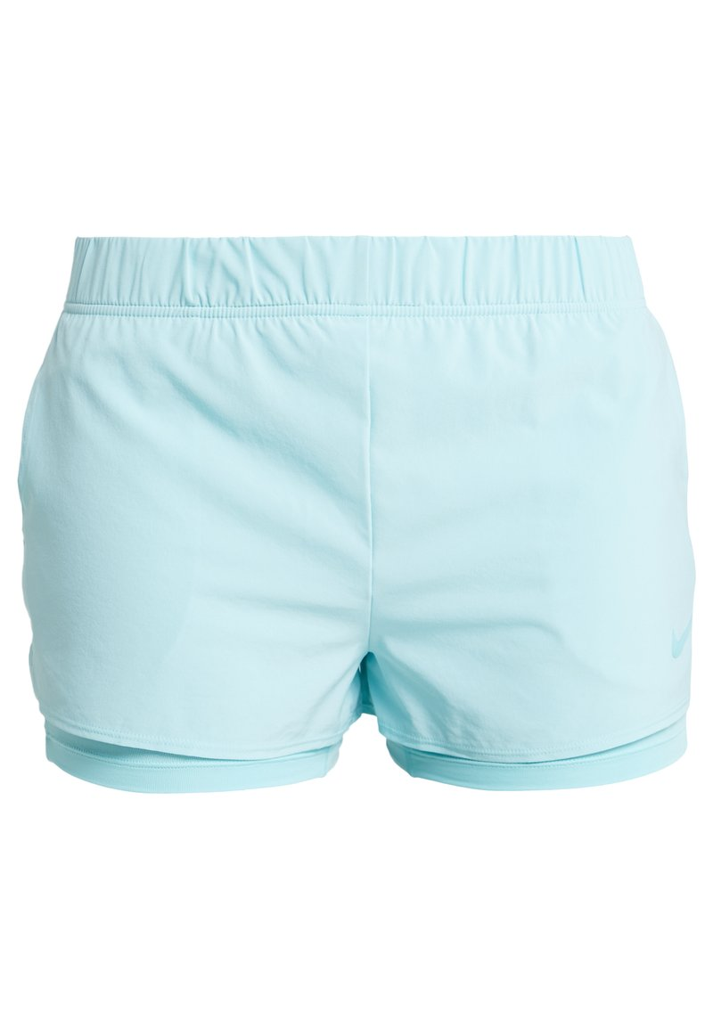 Nike Performance - FLEX SHORT 2-IN-1 - kurze Sporthose - light aqua