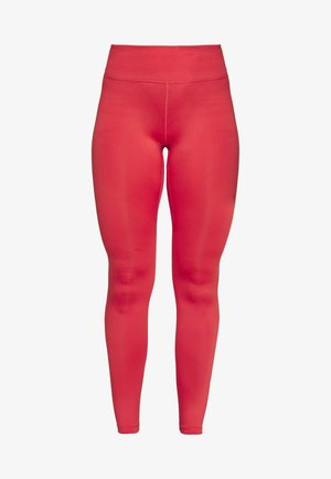 ONE - Tights - track red/white
