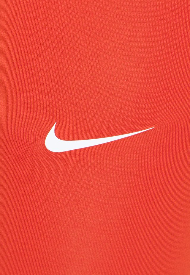ONE - Tights - mantra orange/white