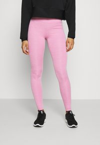Nike Performance - ONE - Leggings - magic flamingo/white - 0