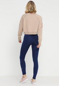 Nike Performance - ONE - Leggings - blue void/white - 2