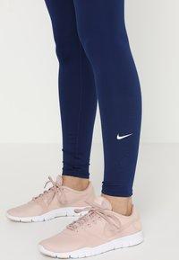 Nike Performance - ONE - Leggings - blue void/white - 3