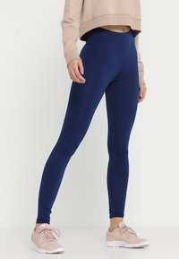 Nike Performance - ONE - Collants - blue void/white - 0