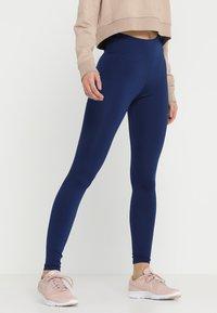 Nike Performance - ONE - Leggings - blue void/white - 0
