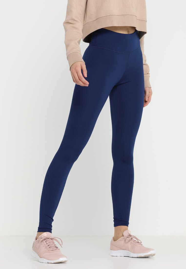 Nike Performance - ONE - Collants - blue void/white