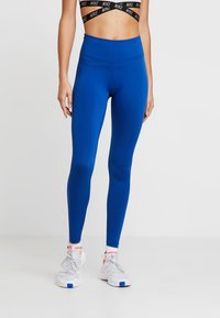 Nike Performance - ONE - Collants - indigo force/black - 0