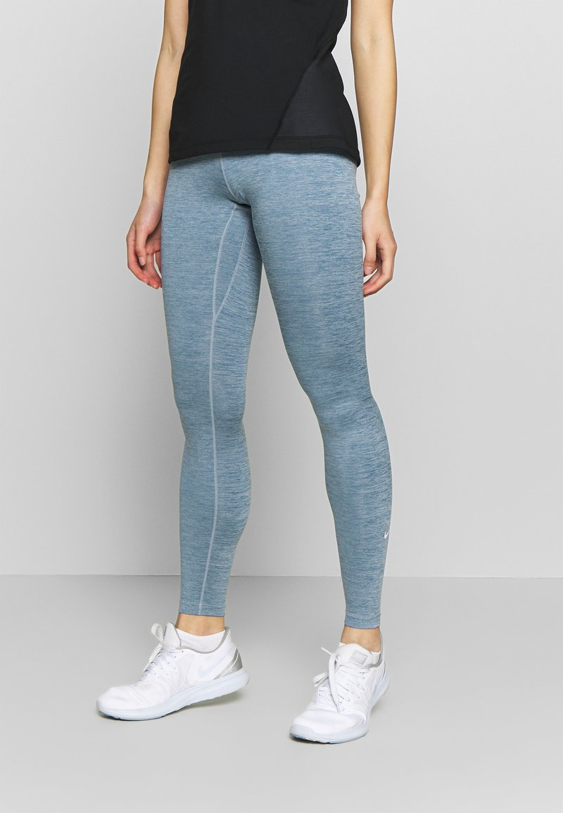 Nike Performance - ONE - Tights - valerian blue/white