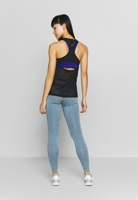 Nike Performance - ONE - Tights - valerian blue/white - 2