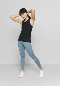Nike Performance - ONE - Tights - valerian blue/white - 1
