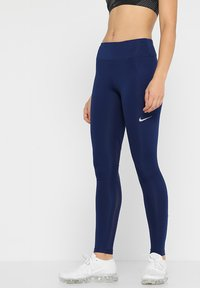 Nike Performance - FAST - Tights - blue void/reflective silv - 0