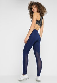 Nike Performance - FAST - Tights - blue void/reflective silv - 2